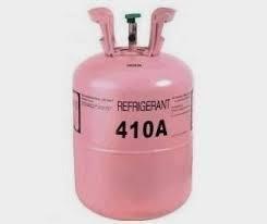 Gas para maquina de Aire. gas Ecologico