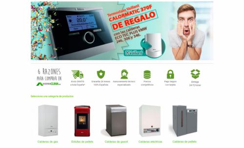 Tienda online ahorraclima aire acondicionado barato - Ahorraclima.es