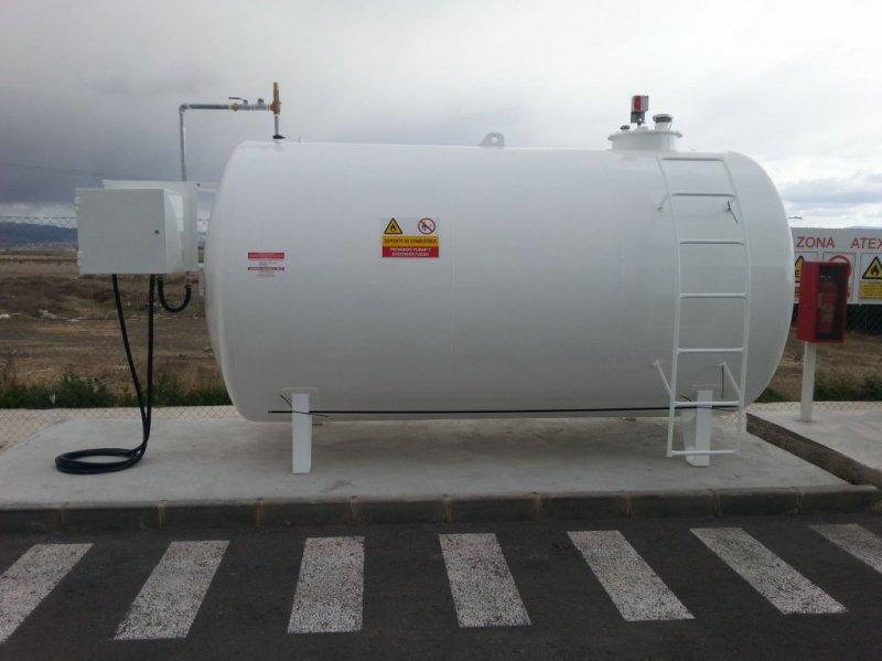 instalaciones petroliferas hermanos lopez