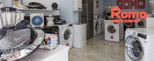 Servicio Técnico de Electrodomésticos Romo