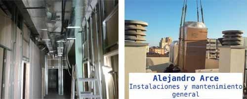 Mantenimientos Alejandro Arce